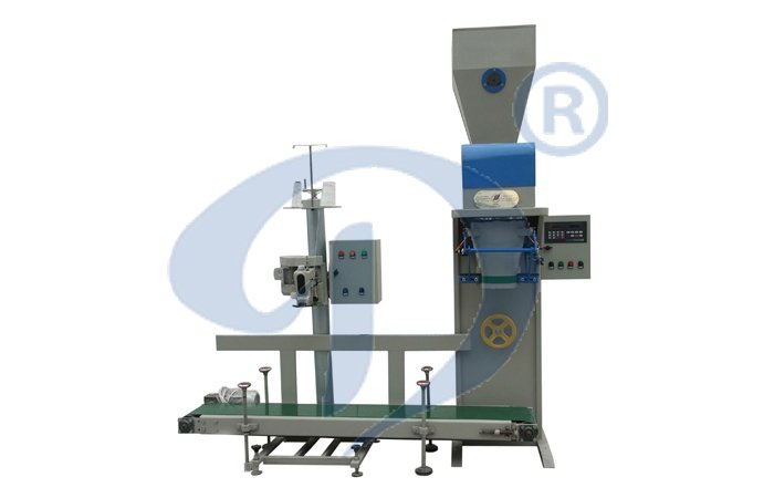 potato starch weighing and packing machine