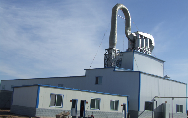 potato starch production factory