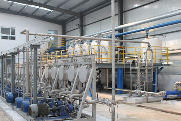 cassava starch production factory