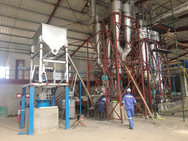 cassava flour equipment