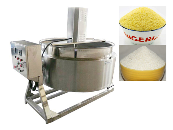 garri frying machine price in nigeria